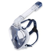 Aqualung Vollgesichtsmaske für Schnorchler - mit Trockenschnorchel