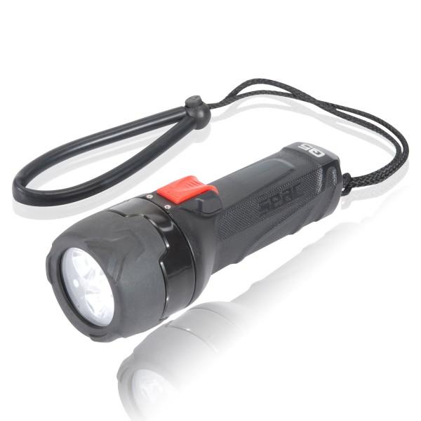 Seac Handlampe Q5 - 700 Lumen, wasserdicht bis 100 m