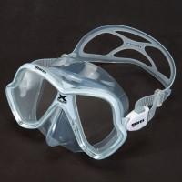 Mares X-Vision  Tauchmaske - aus weichem Silikon, sehr gute Passform