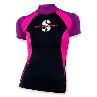 Scubapro T-Flex Lycra Shirt Damen - Jewel kurzarm UPF 80