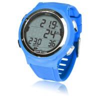 Aqualung Tauchcomputer I200C blau - Uhrenformat mit Bluetooth Funktion