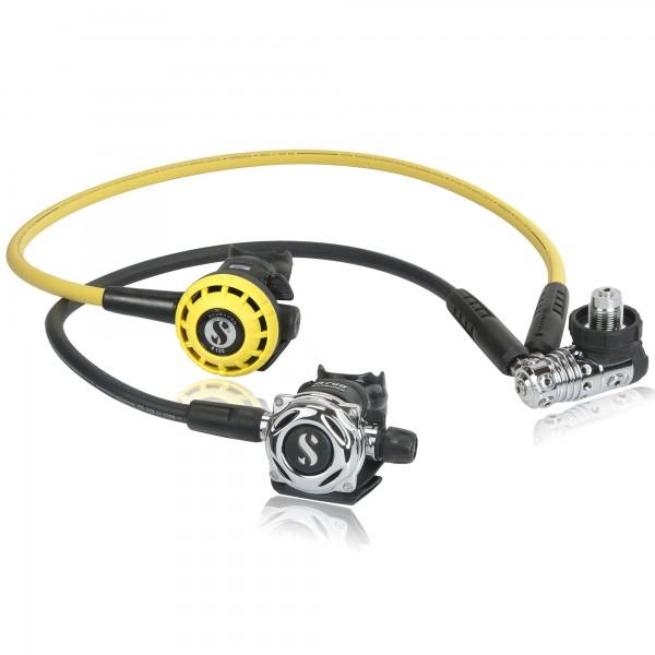 Scubapro Atemreglerset MK 25 EVO A700 mit R195 Oktopus - geprüft und montiert