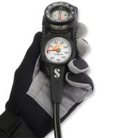 Scubapro 2er-Konsole Mako mit Finimeter und Kompass