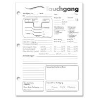 Padi Log Page Refill 2er Set