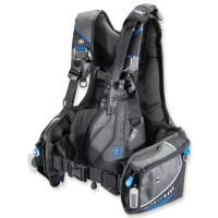 Aqualung Tauchjacket Axiom Galaxy Blue mit SL II Bleisystem