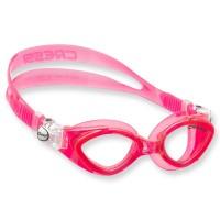 Cressi King Crab Schwimmbrile für Kinder - 7 bis 15 Jahre, pink