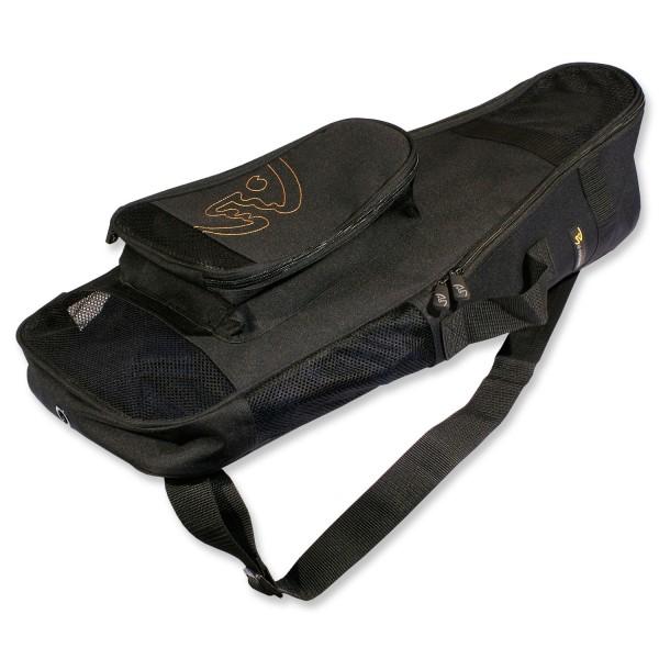 iQ ABC Bag - Tasche für Schnorchelausrüstung - schwarz