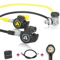 Apeks XL4 Atemregler Komfort Sparset - geprüft und montiert