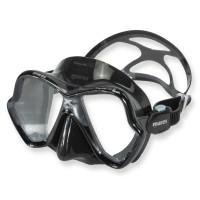 Mares X-Vision Ultra LiquidSkin Tauchmaske - schwarzes Silikon