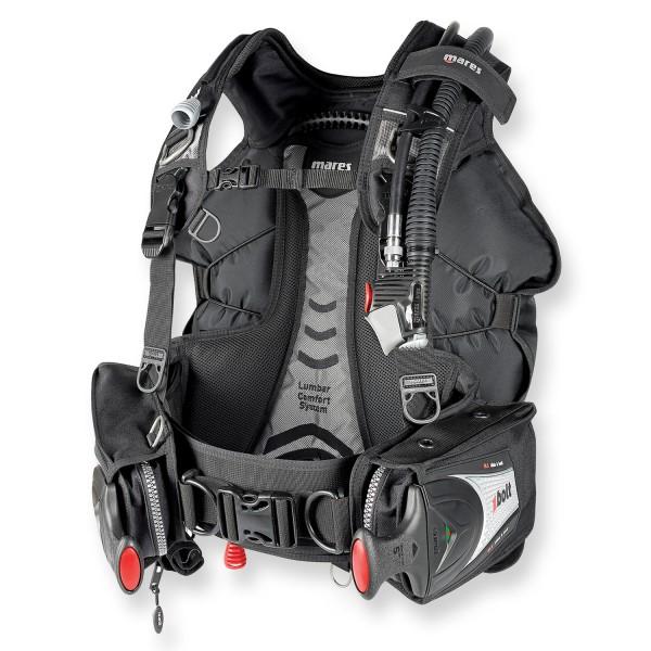 Mares Tarierjacket BCD Bolt SLS - Trimmbleitaschen