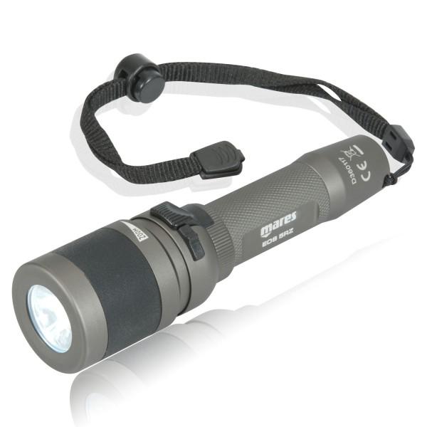 Mares EOS 5RZ Tauchlampe - Leuchtwinkel verstellbar