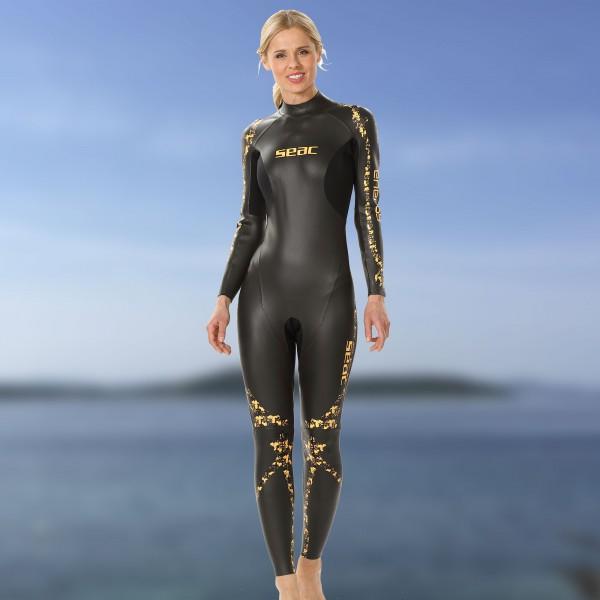 Laufschuhe neueste auswahl seriöse Seite Seac Energy - Schwimm und Freitauchanzug aus 2mm Neopren, Lady
