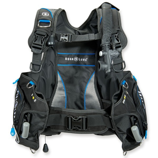 Aqualung Tarierjacket Pro HD - leicht und bleiintegriert