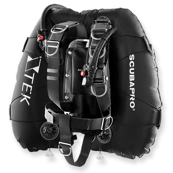 Scubapro X-Tek Pro Xtreme System - 27 kg Auftrieb - Horseshoe Wing