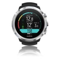 Suunto D5 Black Tauchcomputer im Uhrenformat - für Luft und Nitrox