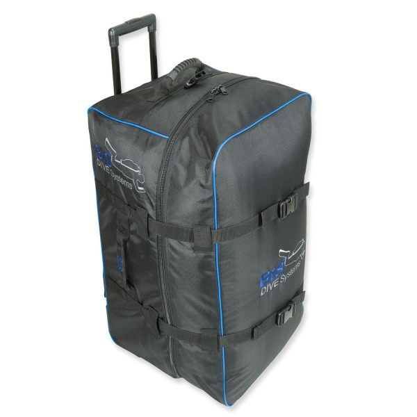 BTS Roller Bag - riesiger, sehr leichter Rollenrucksack, 145 Liter